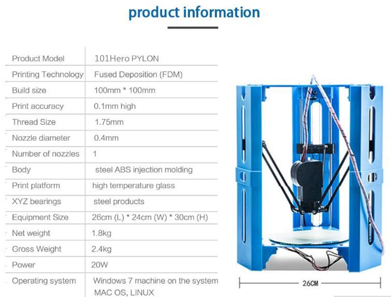 Delta 3D Printer (2)