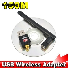 kebidu New 150Mbps USB WiFi Wireless Network Networking Card LAN Adapter RT5370 802.11 n/g/b for Windows 2000 XP(China)