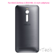 Original  Battery Back Cover case with NFC For ASUS Zenfone 2 ZE551ML 5.5 inch cellphone with retail packge