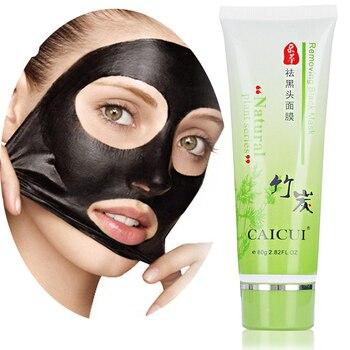 Всасывания черная маска маска для лица лечения акне осветления кожи черноголовых remover маска анти-акне маски черноголовых лица уход за кожей