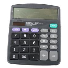 One Piece New Original Truly 831A-12 Office Calculator 12 Digits Lcd Large Screen