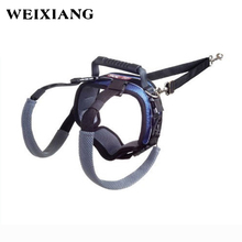 16-59Kg Dogs Rear Portion Harness Lifting Aid Belt Pads For Older Injured Invalid Dog 62364 62365 Easy Walk Outdoor(China)