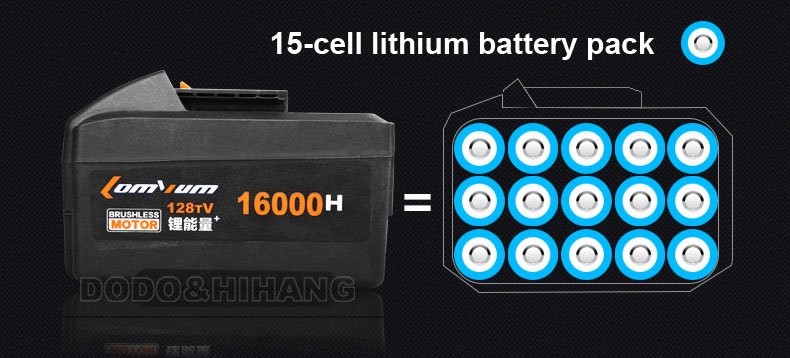 15battery pack