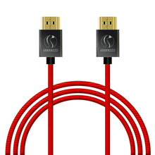 HDMI Cable High Speed 1m 2m 3m 5m 10m 3D Support Ethernet Function 4K Support HDMI Lead for TV Laptops PS3 PS4 Xbox etc(China)