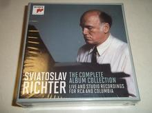 2017 Sale Rushed Pianist Sviatoslav Richter Li Hete Rca, Cbs Record Collection 18cd Free Shipping(China)