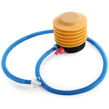 Plastic Foot Hand Inflator Air Pump for Inflatable Balloons Yoga Ball Swimming Rings