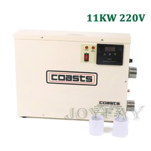 11KW 220V Swimming Pool & Home Bath SPA Hot Tub Electric Water Heater