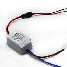 LED Electronic Transformer AC 85V-265V to DC 2V-12V  Power Supply Driver 3X1W