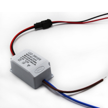 LED Electronic Transformer AC 85V-265V to DC 2V-12V Power Supply Driver 3X1W(China)