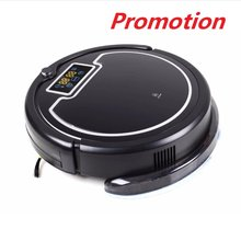 Robot Vacuum Cleaner with Water Tank,Wet&Dry,TouchScreen,withTone,Schedule,Virtual Blocker