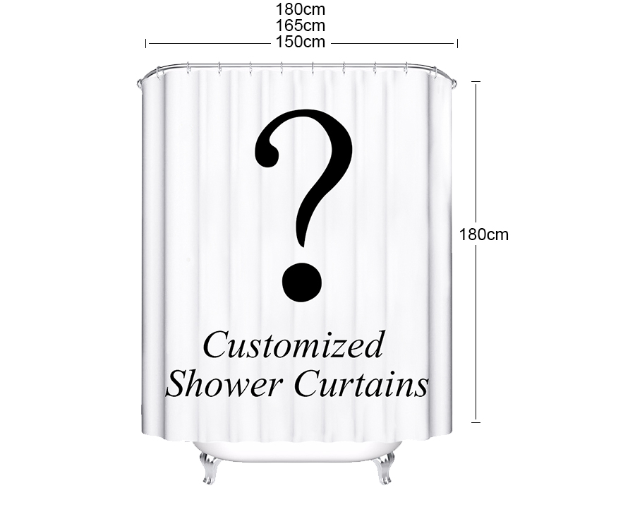 Customized shower curtain (5)
