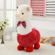 Alpacasso Soft Plush Dolls Giant Stuffed Animals toys Lama Toy Kawaii Alpaca Lama pacos Plush Kids dolls & stuffed toys MR116