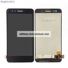 Buy Highbirdfly Lg K7, 2017 X230 X230DSF X230K Lcd Screen Display WIth Touch Glass DIgitizer Assembly Replacement Parts for $23.91 in AliExpress store