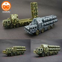 Hot plastic diecasts toy vehicles kids military model toys for baby armored military vehicle missile model kits QC12(China)