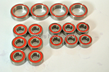 Supply HIGH QUALITY Model car bearing sets bearing kit KYOSHO OPEL CALIBRA  Free Shipping