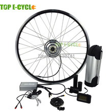 350w full waterproof cable electric bike conversion kit