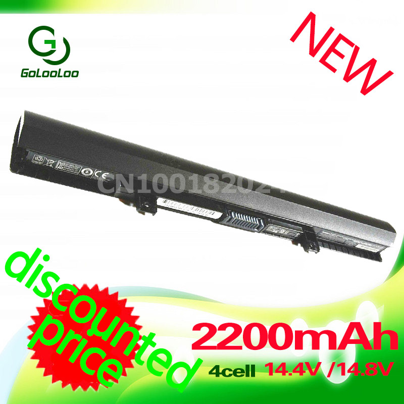Golooloo 4 Cell Laptop Battery TOSHIBA Satellite C50 C55 L55T C55D C55T L55 L55D PA5185U PA5185U-1BRS Series  -  ShenZhen HuaXin technology Co,.Ltd store