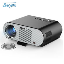 Original Vivibright GP90 Projector 3200 Lumens 1280*800 LED lamp LCD Projector for Home Theater Meeting HDMI/VGA/USB/AV Beamer
