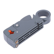 Multifunction Rotary Coaxial Cable RG58 Stripper Cutter Tool for RG-58/59/62/6/6QS/3C/4C/5C Network Tool(China)