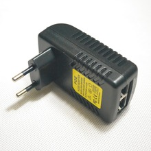 POE Injector 48V 0.5A poe power adapter injector for IP video surveillance camera 802.3af EU/US Plug