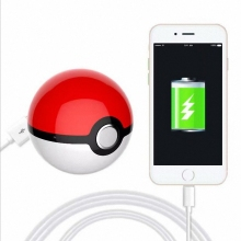 Pokeball Go Toy Cosplay Games Ball 12000MAH power bank Pokemons powerbank portable External battery pack charger with package