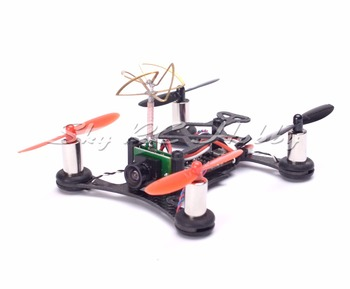 Mini QX95 95mm Quadcopter Frame Kit + 8520 8.5*20 Coreless Motor + F3 EVO V2.0 brushed board + 1000TVL camera + 55mm Propeller