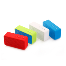 Free Shipping Bluetooth 4.0 Wireless Mini Speaker Super Bass Subwoofer Outdoor Sound Box Portable MP3 Music Player With Mic