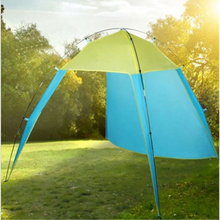 Ultralight Camping Fish Tents Swimming Fishing Tent Outdoor Family Summer Holiday Beach Tent Waterproof Sun Shelter Roof Tent