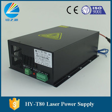 T80 laser source for medical machine with 80W laser tube