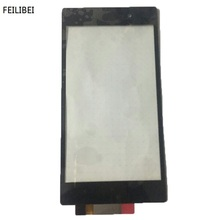 Touchscreen Front Panel For Sony Xperia Z1 L39H C6902 C6903 C6943 Touch Screen Sensor LCD Display Digitizer Glass Replacement(China)