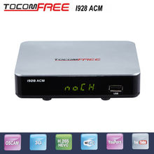 Satellite receptor  tocomfree i928 Support Full HD 1080P with free iks free shipping cost to south America