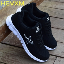 HEVXM Men Shoes Summer New Brand Men Mesh Breathable Casual Shoes Plus Size Adult Fashion Lightweight Mesh Shoes Size 39-46