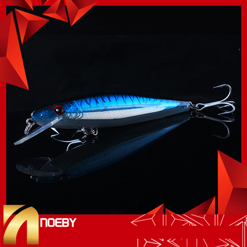 Noeby 2017 new-1pcs big floating  minnow 0-2.5m 180mm  hard lures fishing wobblers  carp fishing accessories<br><br>Aliexpress
