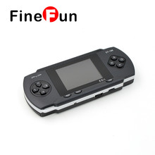 "FineFun Free Shipping DT-188 PVP 8-Bit Portable Handheld Video Games Console with 2.7"" TFT LCD Build-in Games BLUE&BLACK #A1335(China)"