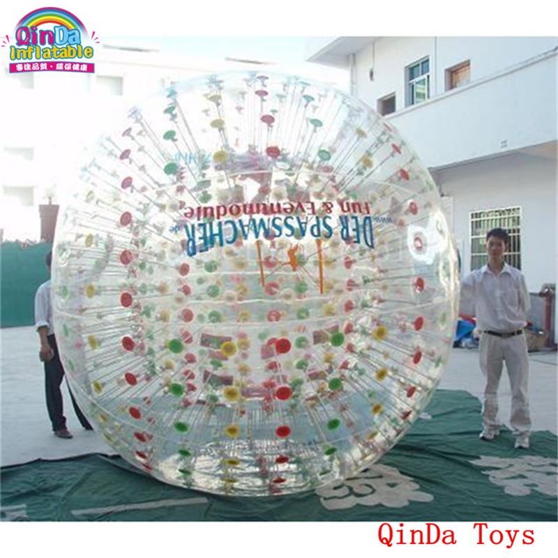 inflatable zorb ball34
