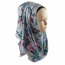 print instant shawl hijabs jersey amira slip on hijab plain viscose scarf shawls,can choose colors,free shipping PHPI001