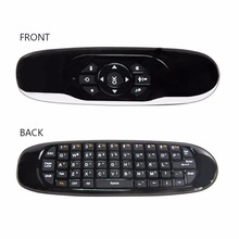 Newest Air Mouse 2.4G Wireless Keyboard Mouse Remote Control with Voice Input Function Fly Air Mouse For Android TV Box PC Game(China)