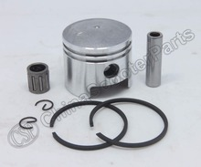 44MM 10MM  Piston Ring Bearing Kit 49CC Mini Moto ATV Quad KXD Dirt Pit Bike Parts
