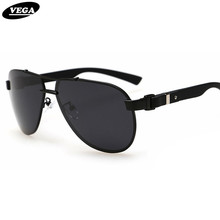 VEGA Best Mens Polarized Aviation Sunglasses Good Quality Military Eyeglasses Cool Classic Navy Air Force Sunglass Styles 2941