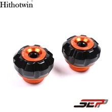 Buy SEP Motorcycle Universal Front Fork Wheel Frame Sliders Crash Pads Slider Protection Yamaha nmax 155 125 Scooter for $21.47 in AliExpress store