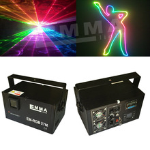 4000mw rgb ilda laser animation laser writing laser for outdoor show and advertising