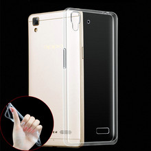 MLLSE Ultra thin Clear Transparent TPU Gel Soft Case For OPPO Mirror 3 R3007 Find Neo 7 9 R1201 A53 R5 R7 Cover Protective case