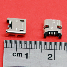 5pcs/lot Repair parts 5-pin Mini Micro USB Jack Connector socket for tablet pc Acer Iconia Tab B1-A71 A200
