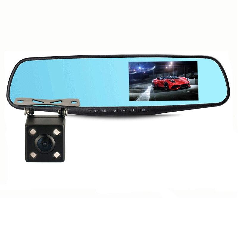 Зеркало регистратор с камерой заднего вида алиэкспресс