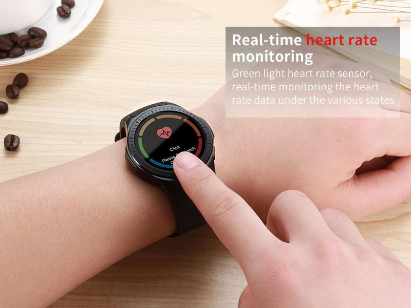 GPS Bluetooth Smart Watch for Sports 5