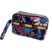 New Floral Womens Evening Clutch Bags 2016 Big Capacity Vintage Flower Cosmetic Bag  2016 Designer Women Clutch Cellphone Bag