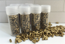 230pcs/lot Newest! High Quality Gold Flints(2.2*5mm), Flints for lighter,lighter accessories,lighter Flint Stone 30g