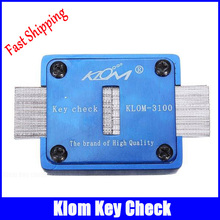 KLOM Key Checker ,Keyway Check,Auto LOCKSMITH TOOL  high quality