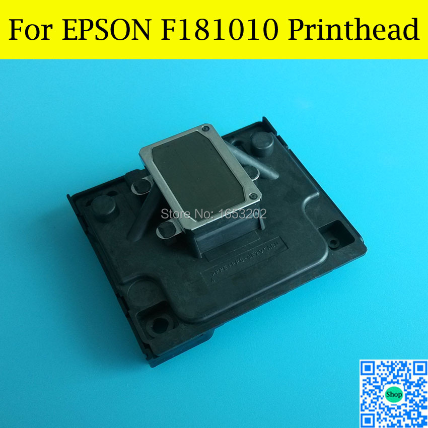 1 PC Retread Print Head!Compatible F181010 Original Printhead For Epson TX135 TX121 L200 L100 PX115 TX320F Printhead<br>
