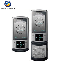 Original Unlocked Samsung U900 Soul Mobile Phone 2.2inch 5MP Camera u900 cell phone(China)